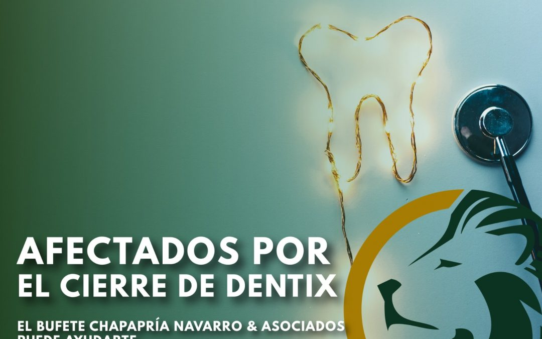 Are you one of the thousands affected by the closure of Dentix?